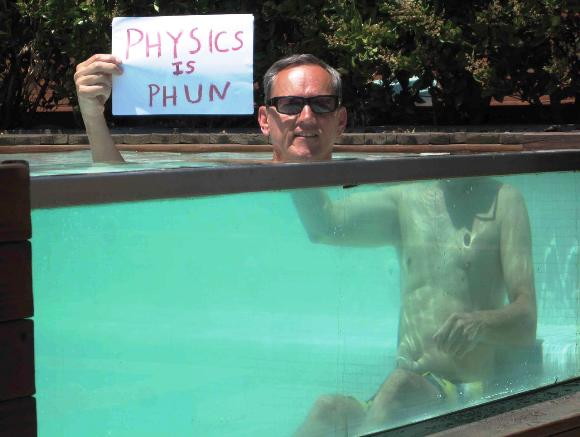 physics is ...