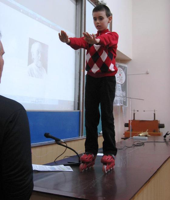 кружок по физике для ребенка