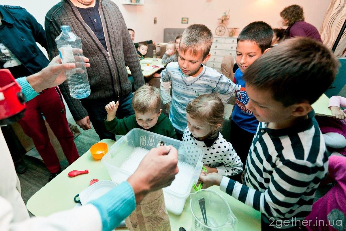 детский кружек по физике с занимательными опытами и экспериментами