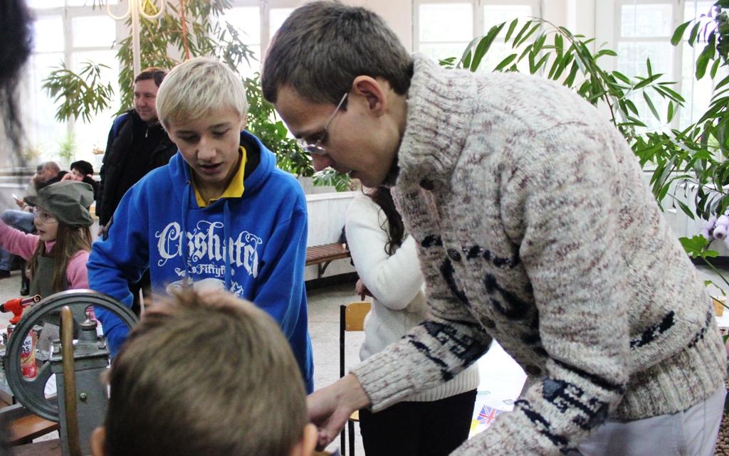 научный пикник в харькове простые и занимательные опыты и эксперименты по физике