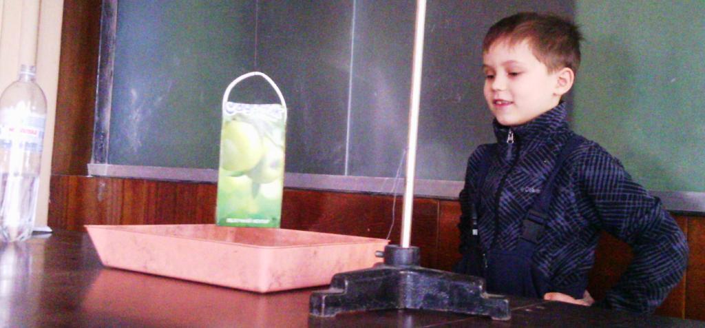 эксперимент по физике своими руками