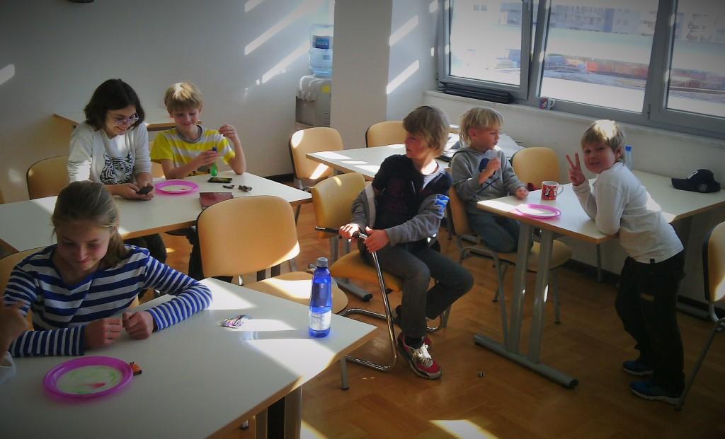 Занятия для детей по физике